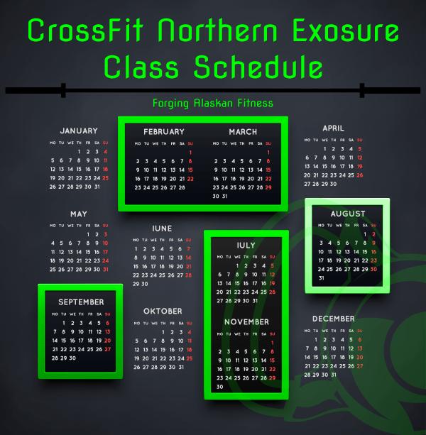 CFNX-Class-Schedule